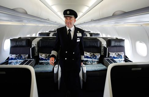 U.S. Airline Pilots Said to Get More Rest Under FAA Overhaul