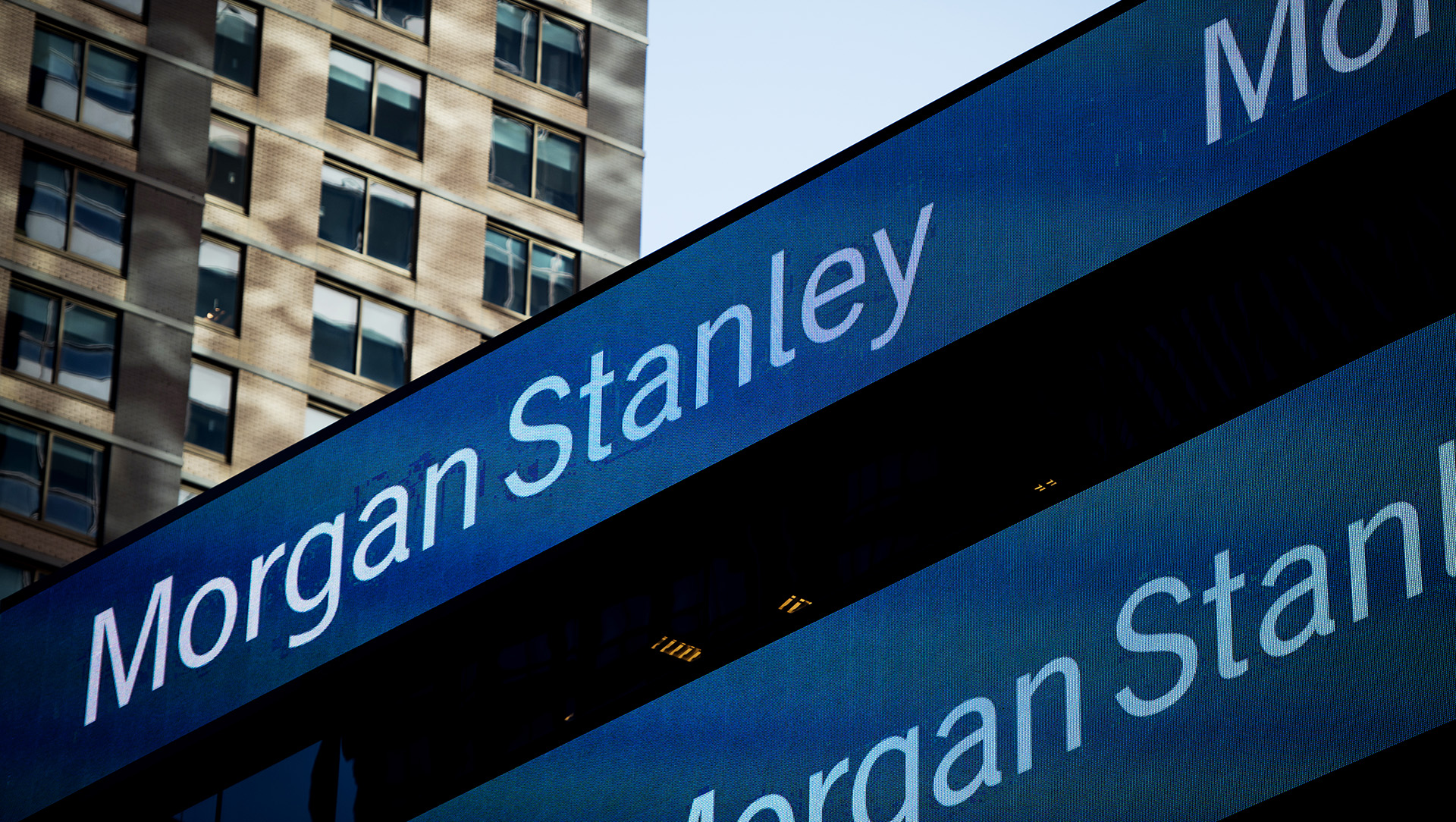 Morgan Stanley Ceo Succession Plan Takes Shape Bloomberg