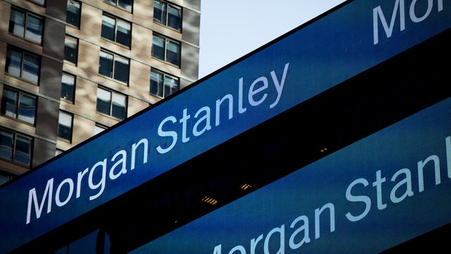 Morgan Stanley Ceo Candidate List Takes Shape On