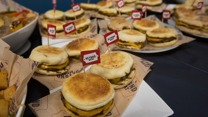 Beyond Meat (BYND) Shares Slide as Lockup Expires