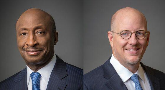 Merck Taps Davis for CEO Role as Frazier Sets Plan to Retire