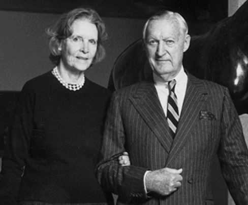 Bunny Mellon, Heiress Ensnared in Edwards Scandal, Dies at 103