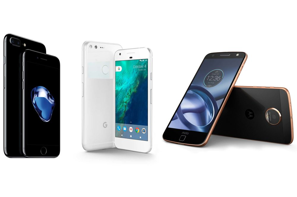 Three Top Smartphone Cameras in Real-World Tests: Which Is the Best?
