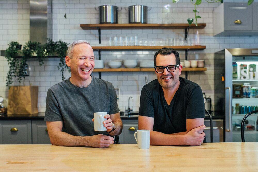 Lemonade Founders: Daniel Schreiber and Shai Wininger