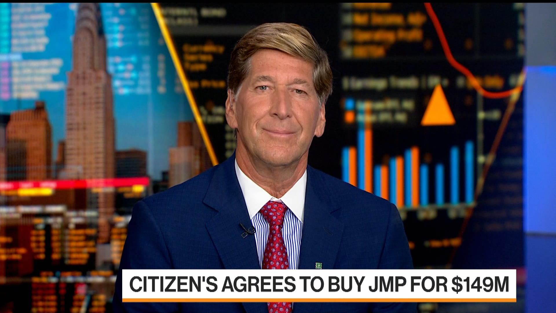 Citizens Financial CEO Wants to Keep Growing in Wealth Space