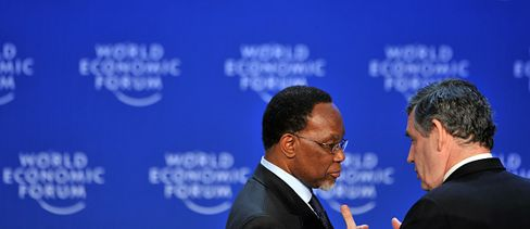 At Davos, Beware the Tide of Groupthink
