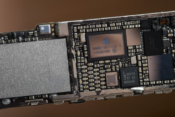 Apple Recruiting Chip Engineers to Work in Qualcomm's Backyard