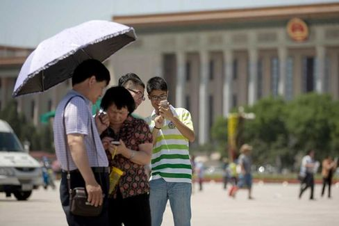 China Cleans Up the Internet by Squelching Dissent