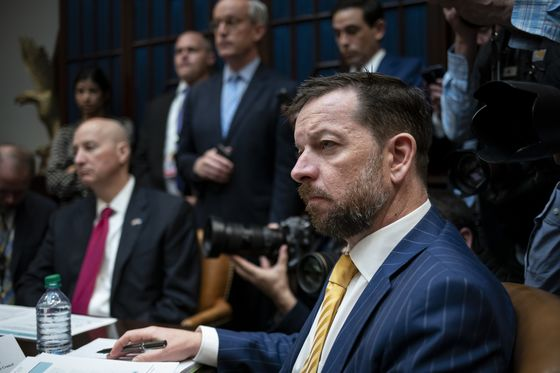 Trump's Domestic Policy Chief Joe Grogan Is Resigning