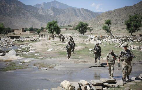 Afghan Insider Attacks Symbolize Larger U.S. Policy Challenge
