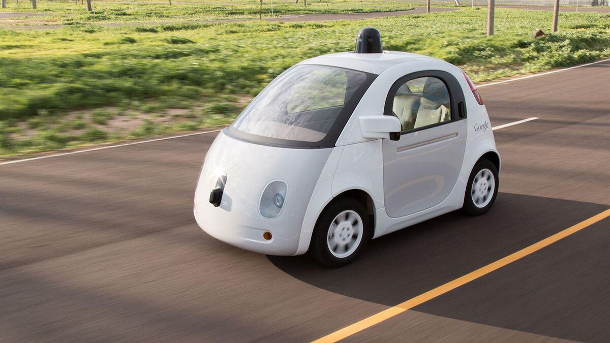 Driverless Cars - Bloomberg