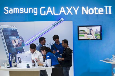 Samsung Says Suppliers in China Violated Overtime Regulations