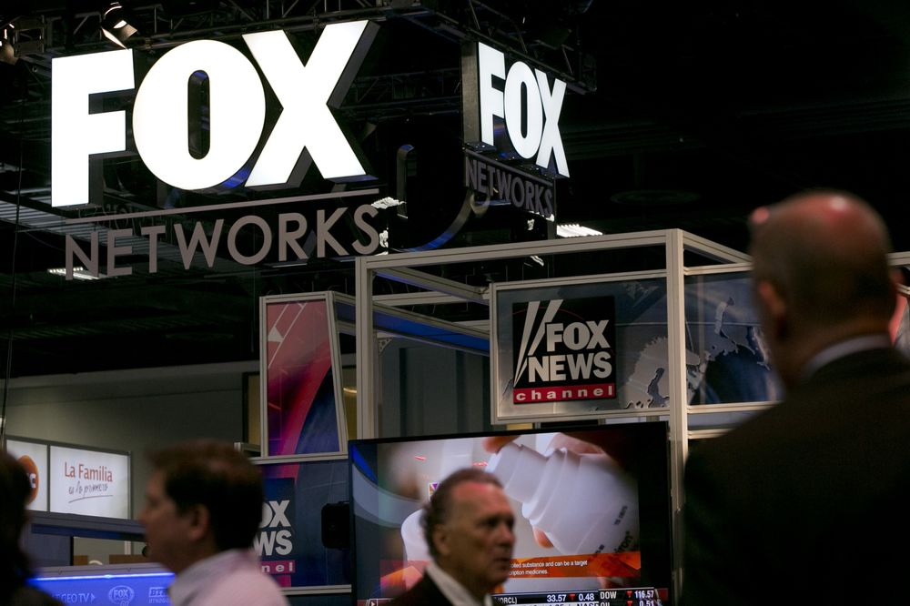 Fox News Names Its First Female CEO - Bloomberg