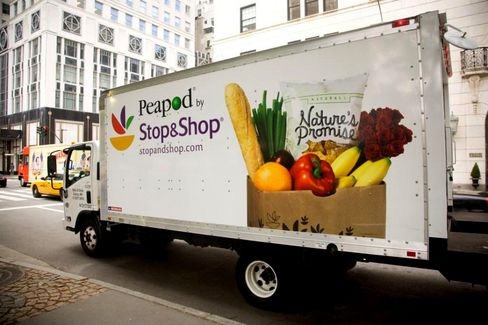Peapod Attacks FreshDirect in Manhattan With Low Prices