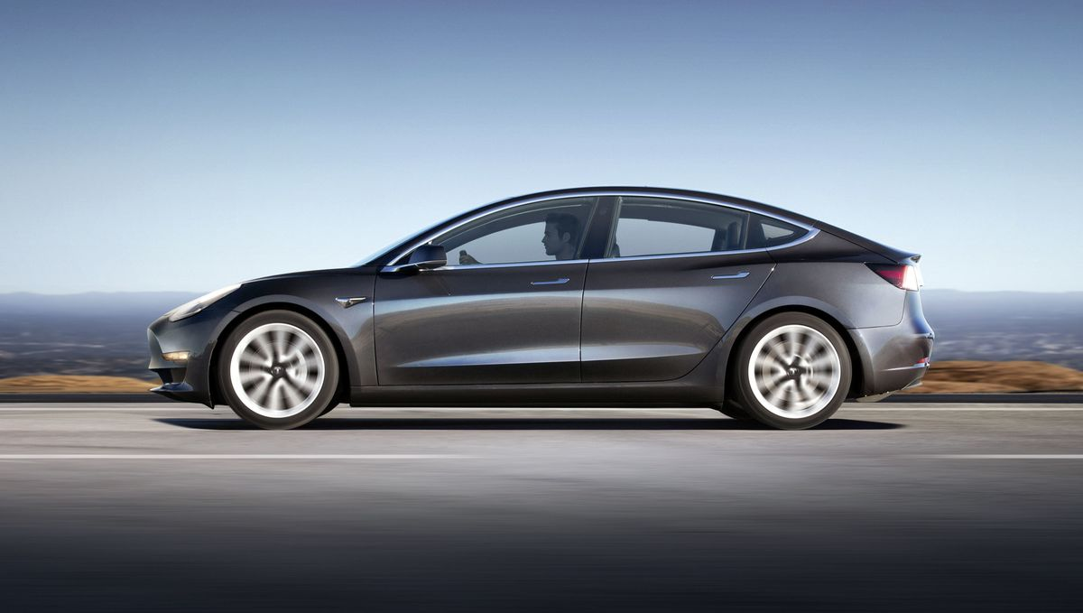 Driving Tesla\'s Model 3 Changes Everything - Bloomberg