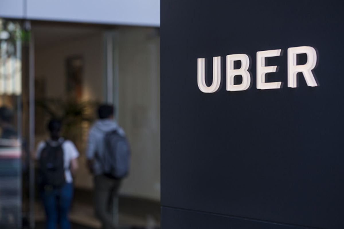 Shares of a publicly traded uber might be crashing bloomberg biocorpaavc