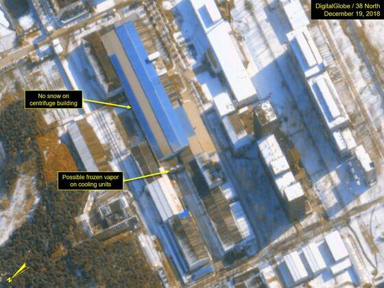 North Korea's Nuclear Program Quietly Advances, Pressuring Trump