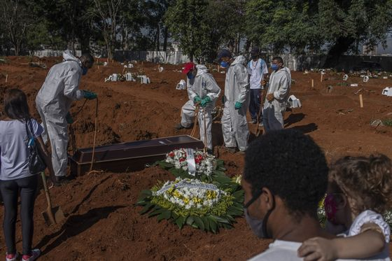 Covid Is Deadlier in Brazil Than India and No One Knows Why
