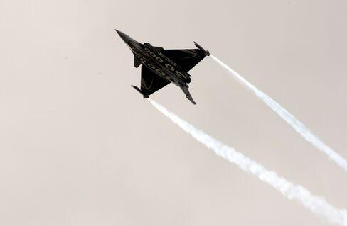 Dassault Rafale Is Lowest Bidder in India Combat Jet Contest