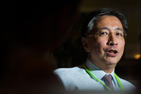 BDO Unibank President Nestor Tan