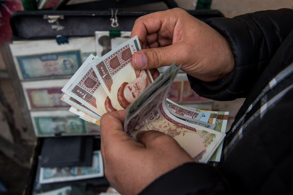 Iran Says Efforts To Curb The Rial S