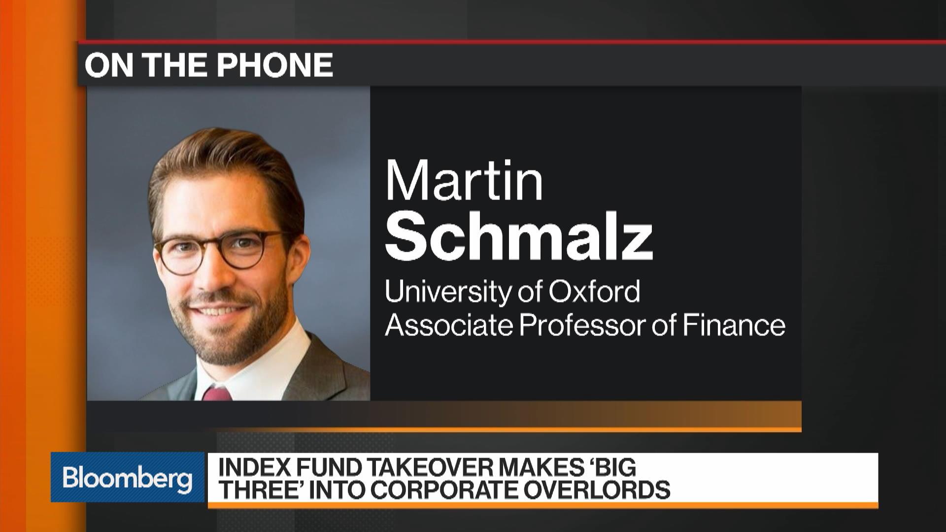 Index Fund Giants Draw Antitrust Scrutiny in U.S. Merger Reviews