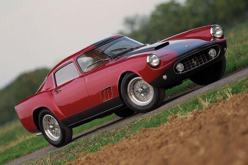 1959 Ferrari 250GT LWB Berlinetta 'Tour de France'