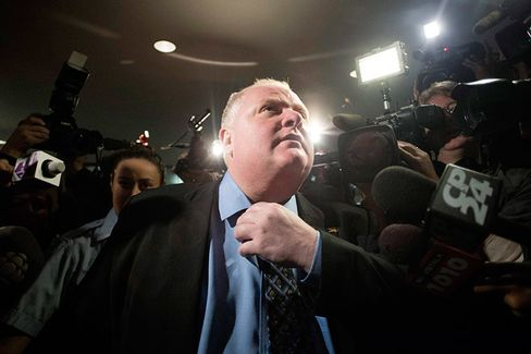 Why Rob Ford Happened