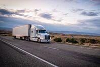 RF Truck Trucking Semi-truck tractor trailer