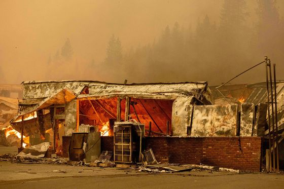 A Wildfire-Predicting Startup Tries to Help Insurers Cope With Climate Change