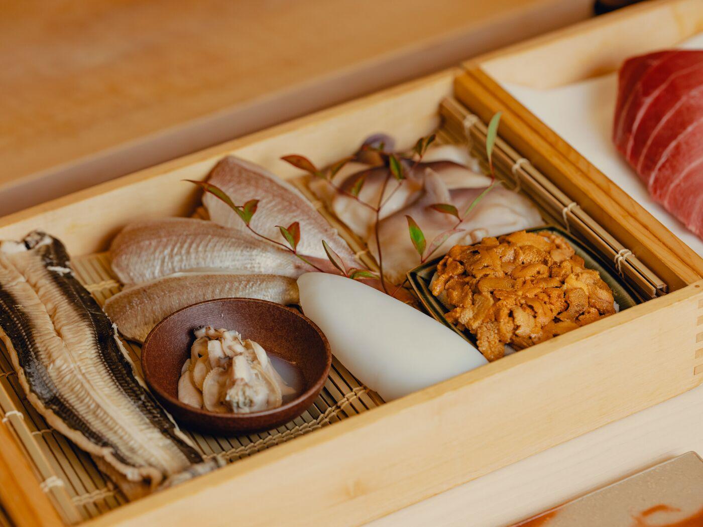 Omakase at Sushi Ginza Onodera