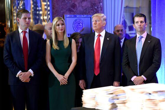 Trump Children Lean Against 2022 Races, Muting Dynasty Talk