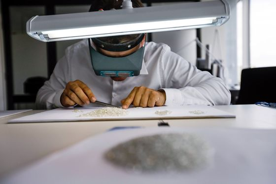 Secretive World of Diamonds Is in the Grips of a Buying Frenzy