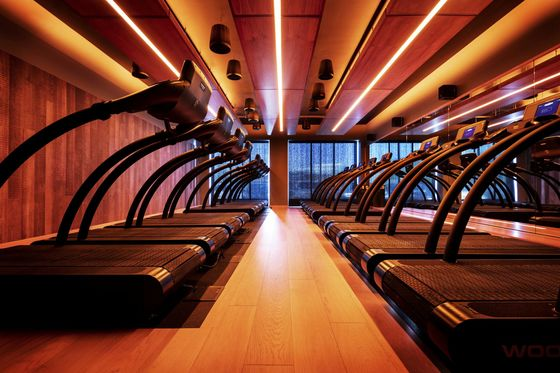 Equinox Opens a New Kind of Gym, Just for Runners