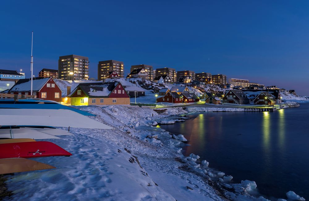 U.S. Gives Greenland $12 Million But Says It's Not a Bid to Buy ...