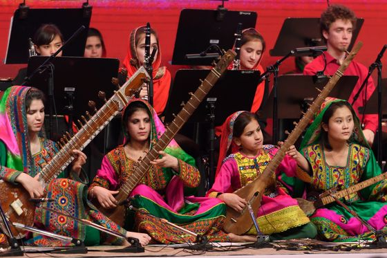 'We Won't Be Silenced,'Afghan Female Musicians Tell Taliban