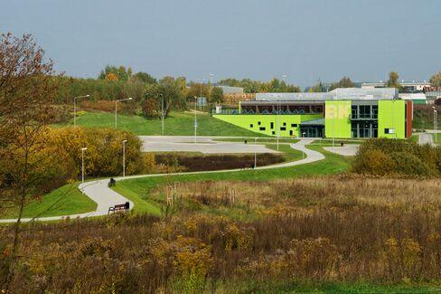 The Olsztyn Science and Technology Park