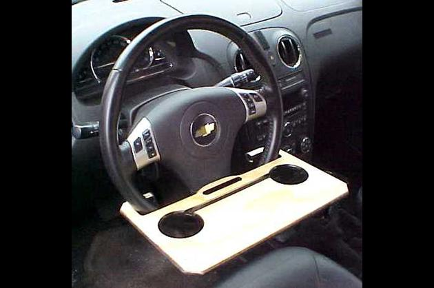 Steering Wheel Table