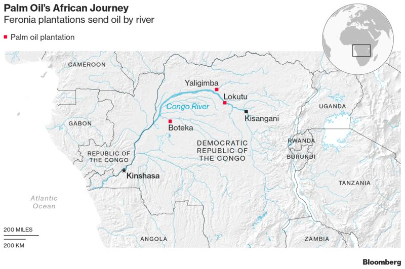 One Hundred Years Later Reviving A Jewel Deep In The Jungle - World map congo river