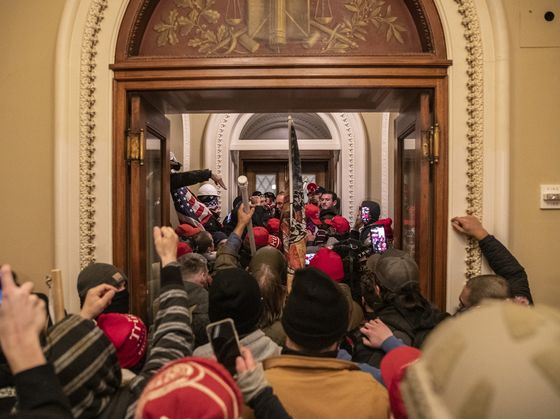 Rally for Jan. 6 Rioters Prompts Capitol Security Concern