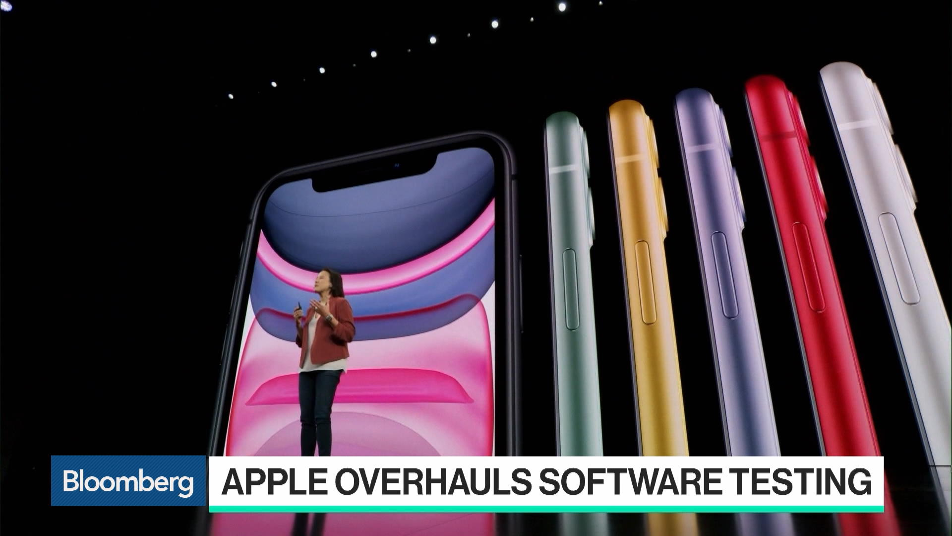 Apple's IPhone 11 Runs Into Buggy Launch