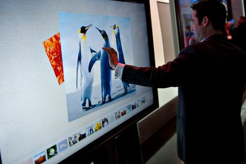 Sharp Investment Makes Sense If Apple TV Is Coming