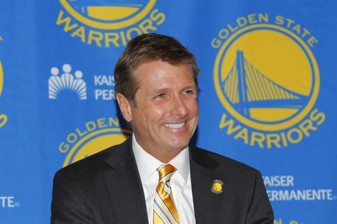 Former Phoenix Suns Executive Rick Welts