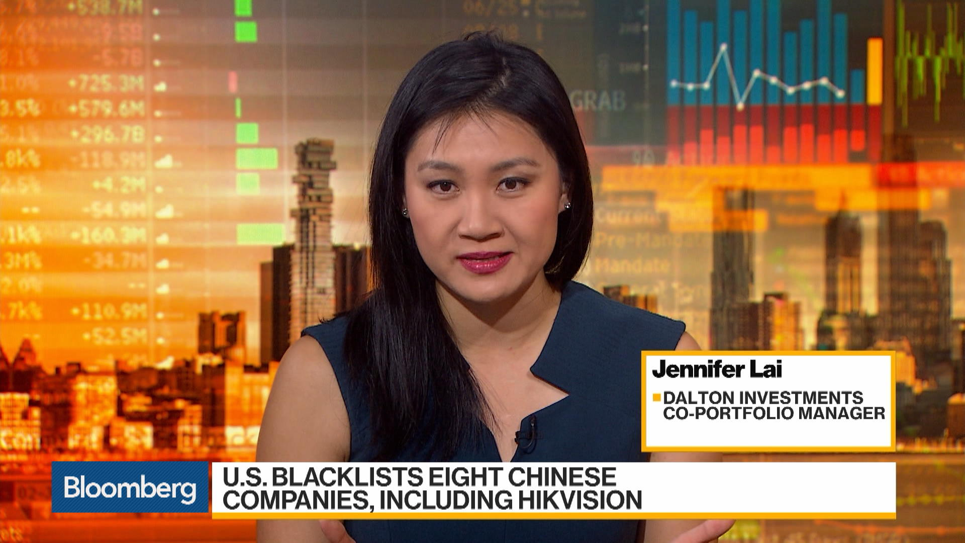 Jennifer Lai, Co-Portfolio Manager at Dalton Investments, on Chinese Stocks, Economy