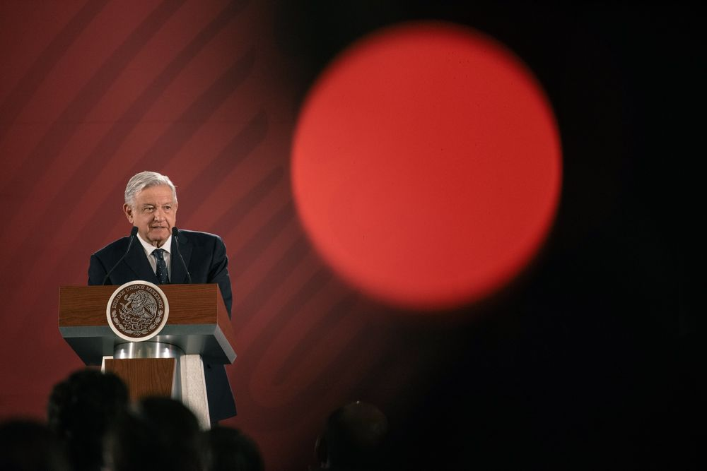 Mexico's AMLO Talks Internet With Zuckerberg Via Video Chat