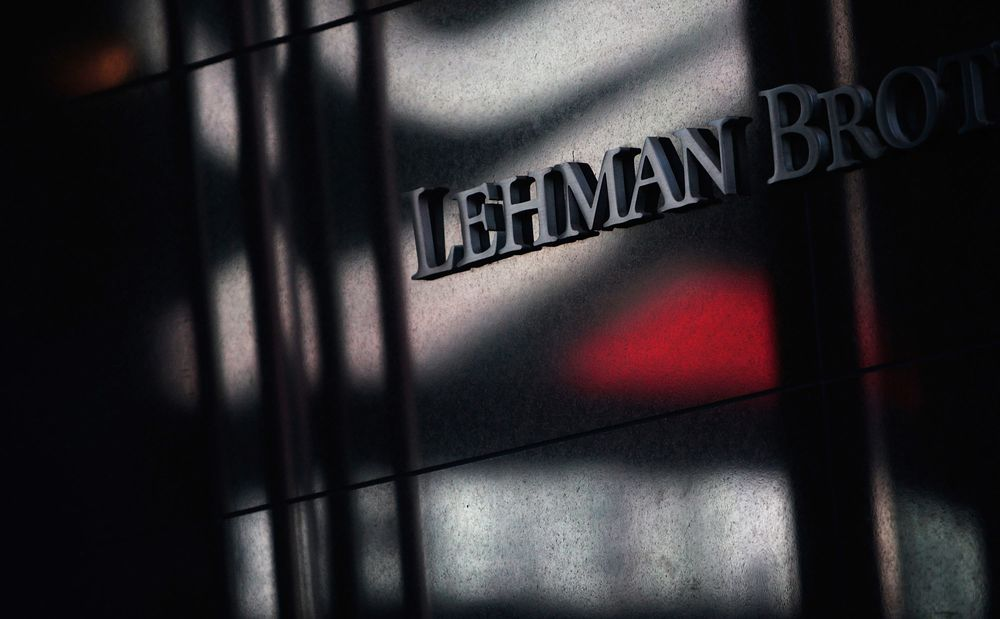 Lehman's Long Shadow: Bloomberg Opinion Special Edition