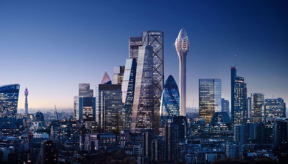 Billionaire Safra Appeals London Mayor's Block of Tulip Tower