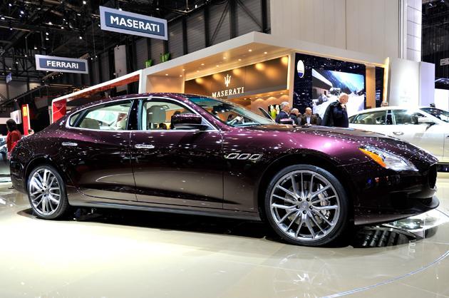 Selling Maserati to Americans