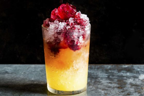 Your Old-Fashioned Is Old-Fashioned. Time to Drink the Rainbow