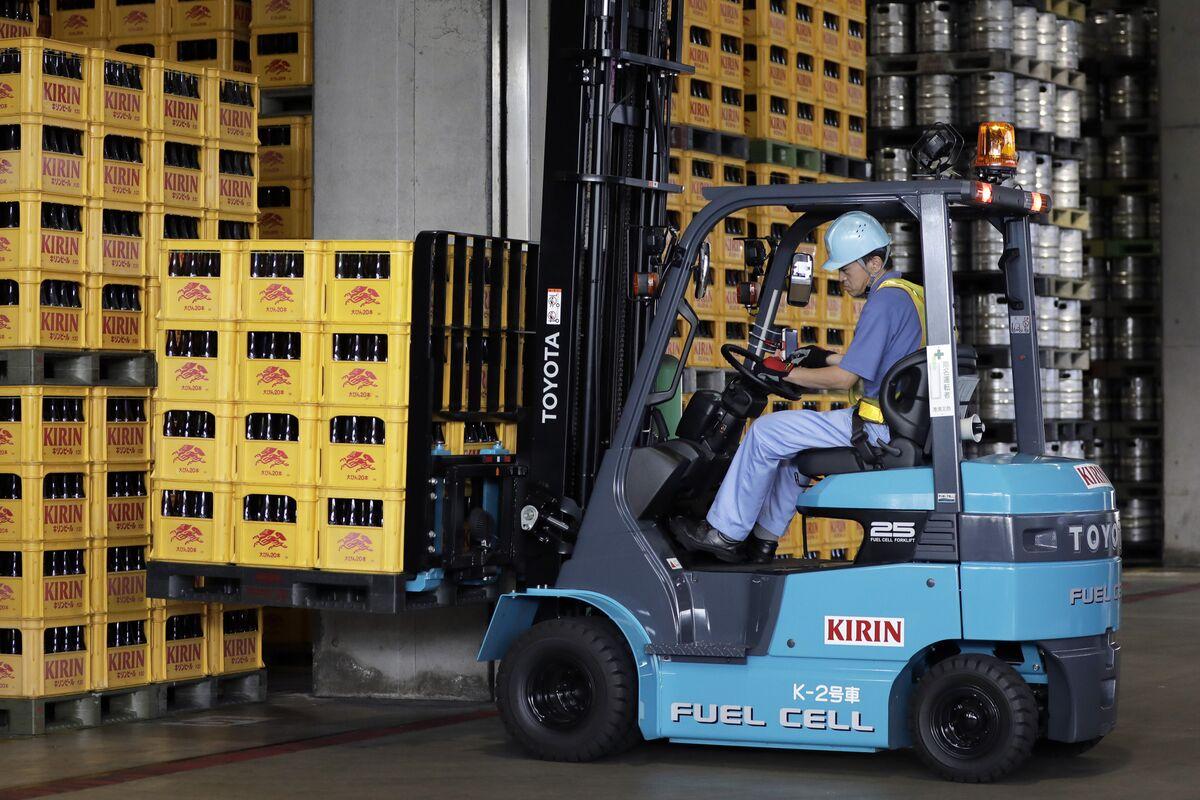 Kirin Sets $932 Million Buyback as It Seeks Asian Expansion
